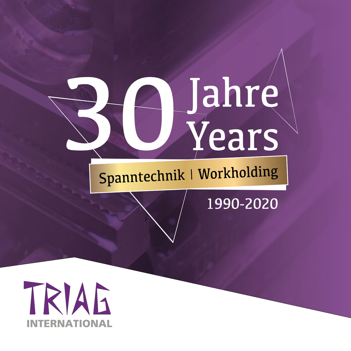 Numerous innovations in the 30-year success story of Triag International.