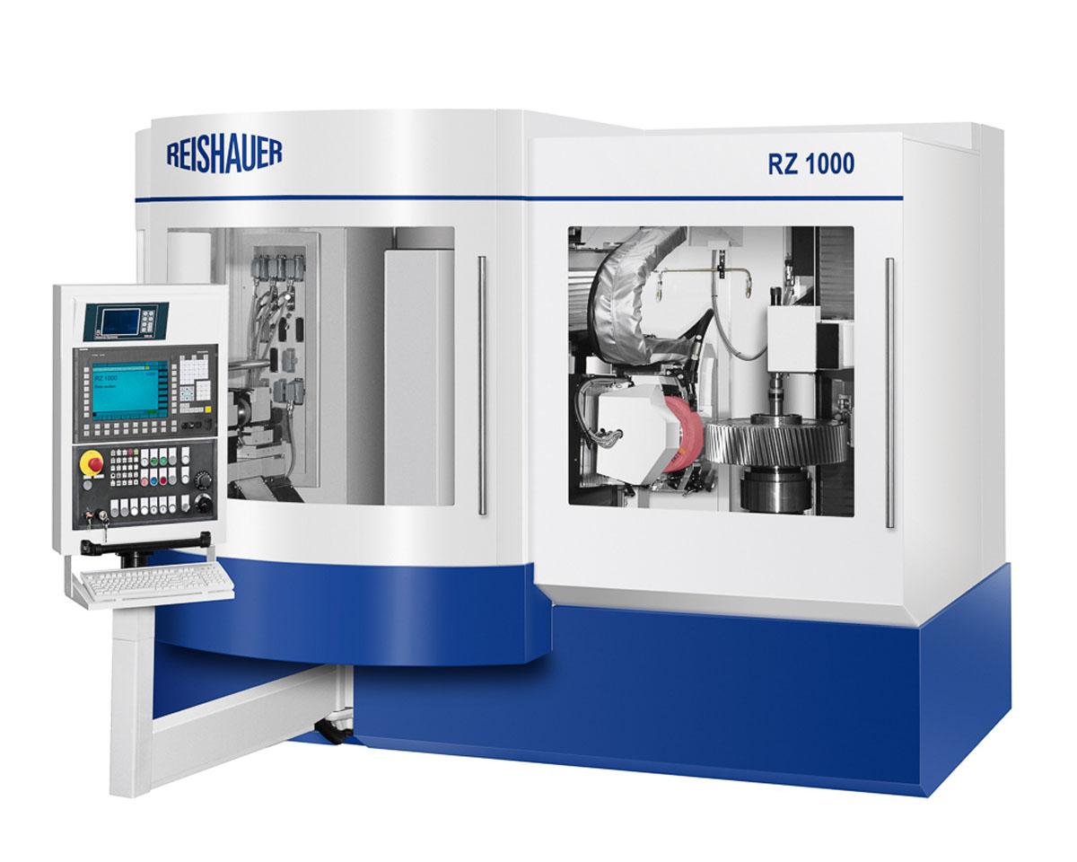 RZ 1000 The Job Shop Machine