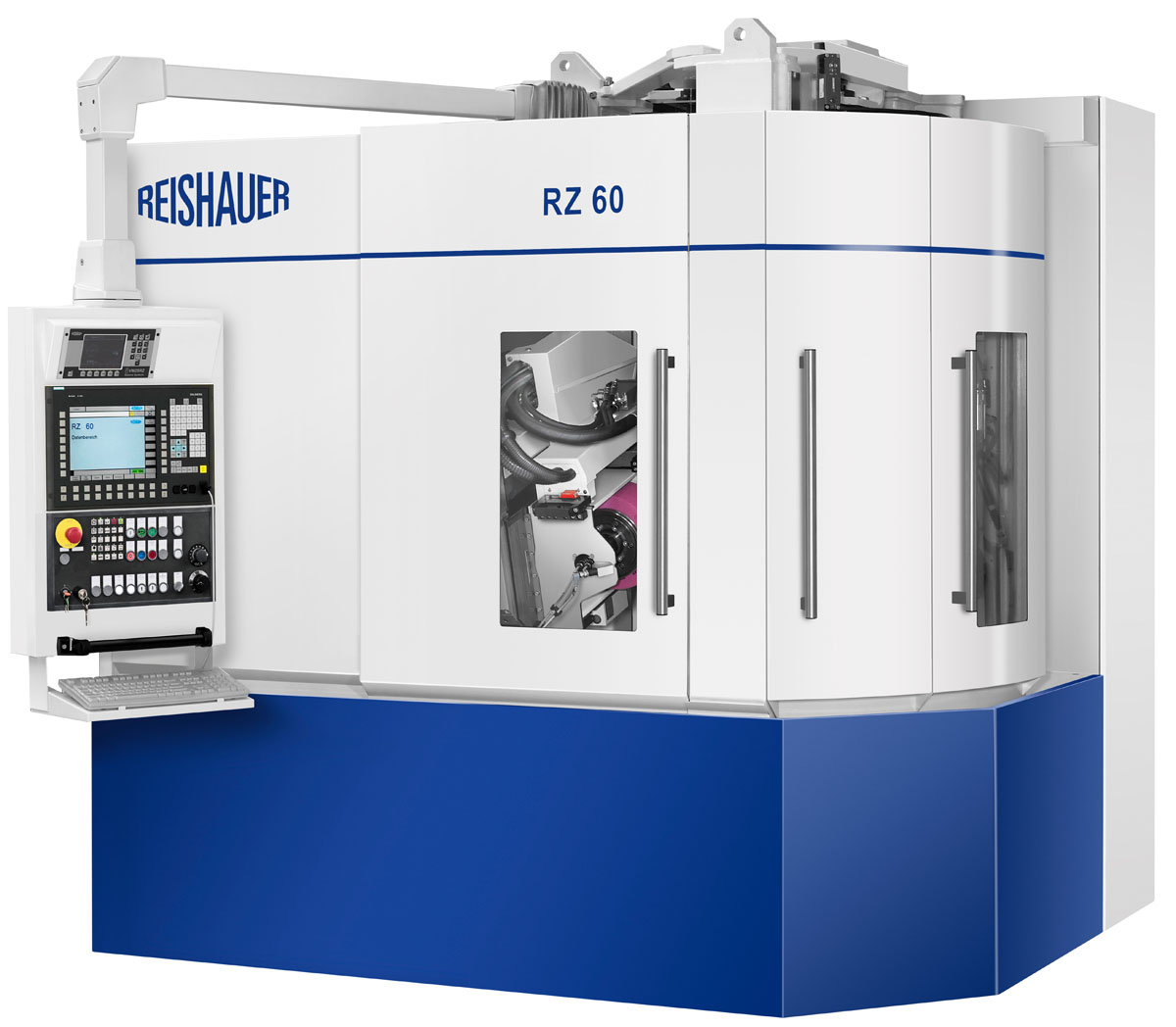 RZ 60 The workhorse of planetary gear manufacture