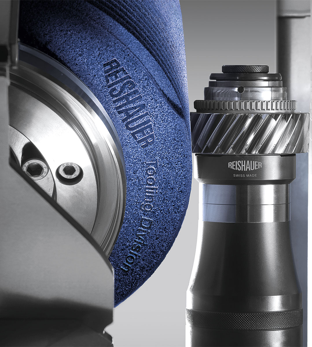 Workholding and Grinding Wheels made by Reishauer