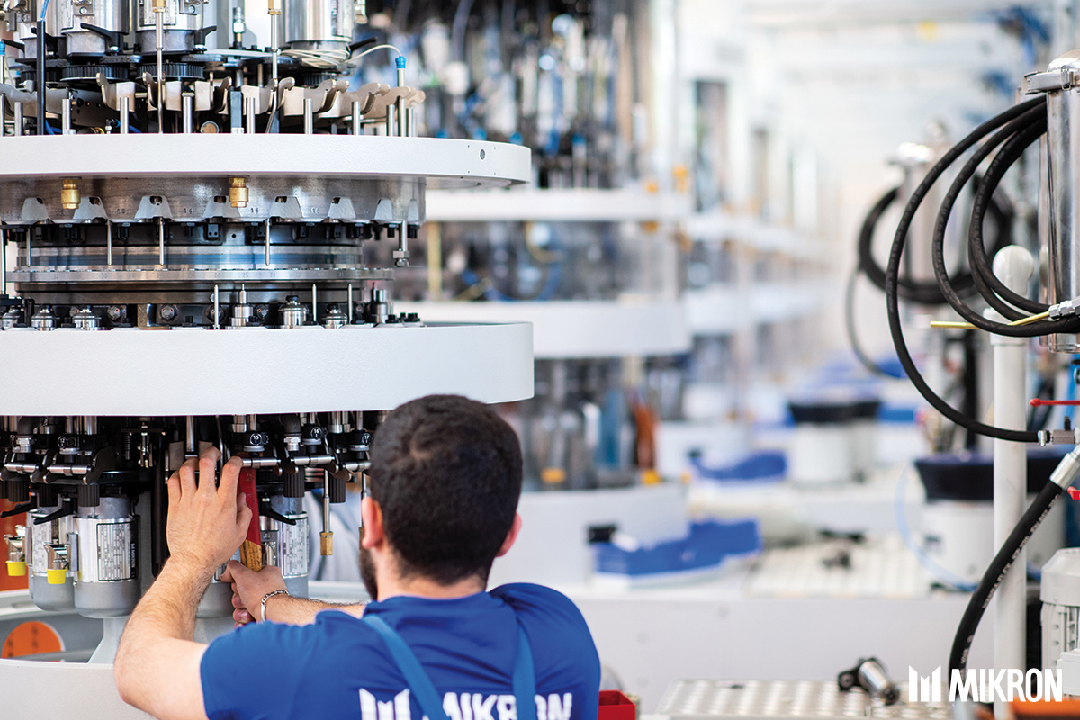 <b>Mikron Multistar LX-24 </b><br/>The Multistar LX-24 with 24 work stations and up to 44 working spindles ensures a smooth mass production.  World Champion in productivity with up to 600 parts / min.