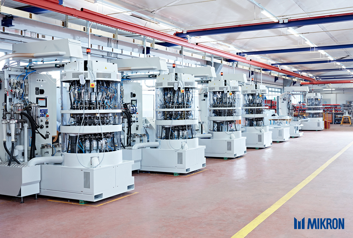 <b>Mikron Multistar LX-24</b><br/>The Multistar LX-24 with 24 work stations and up to 44 working spindles ensures a smooth mass production.  World Chamion in productivity with up to 600 parts / min.