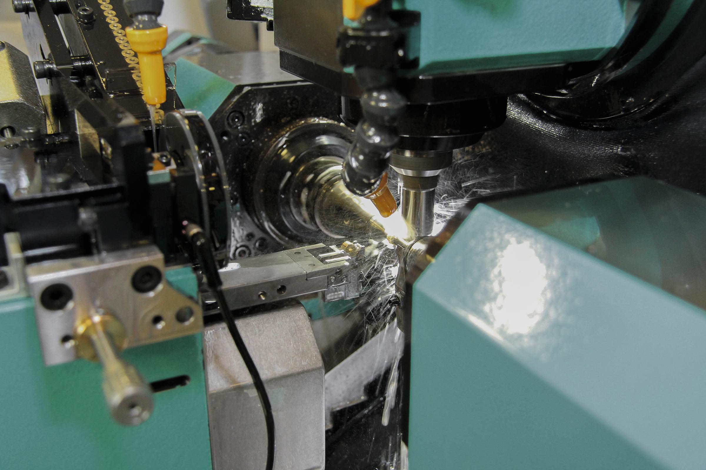 AF45 Loader system with conveyor
